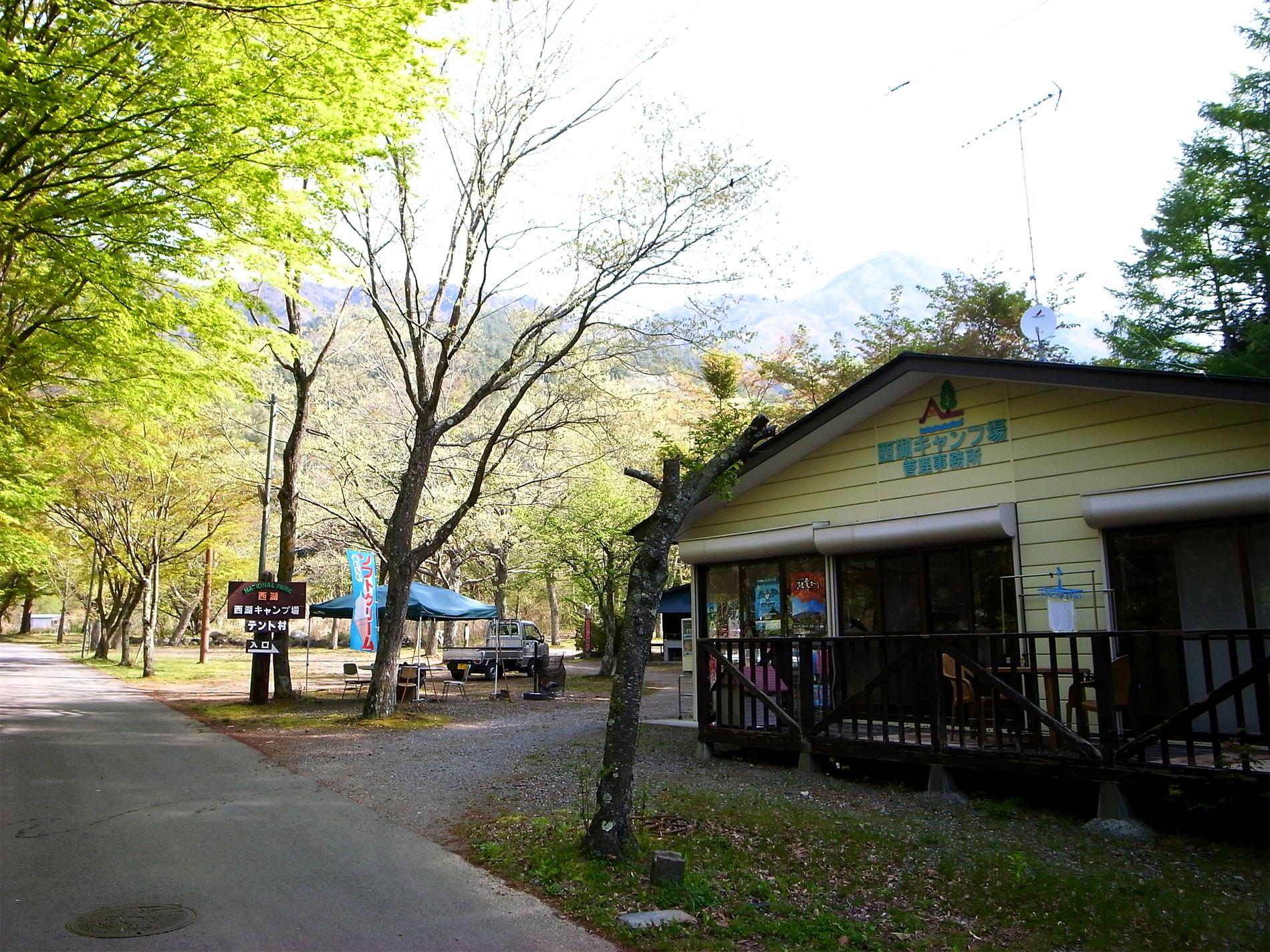 西湖キャンプ2016