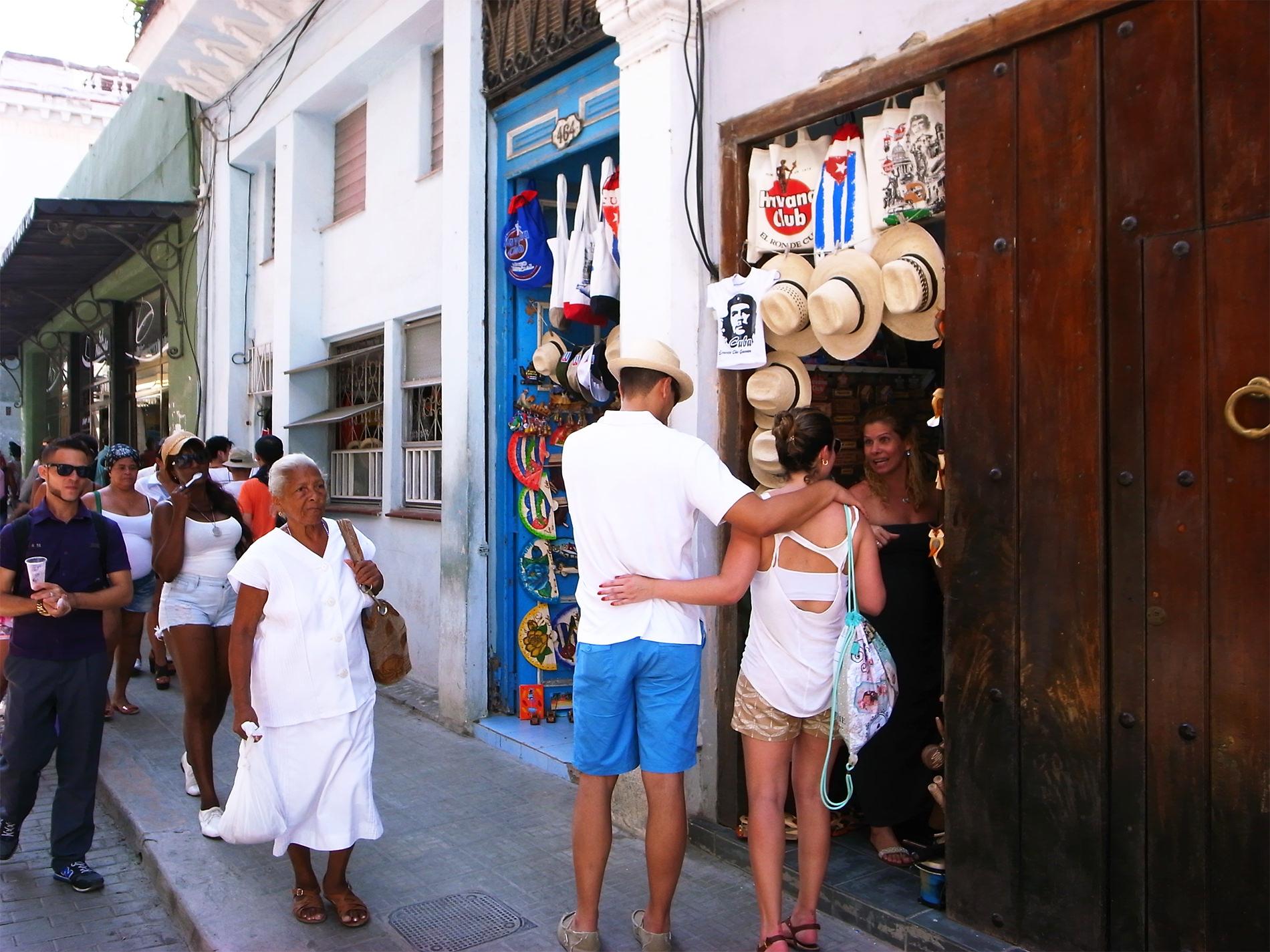 ハバナ観光 / キューバ