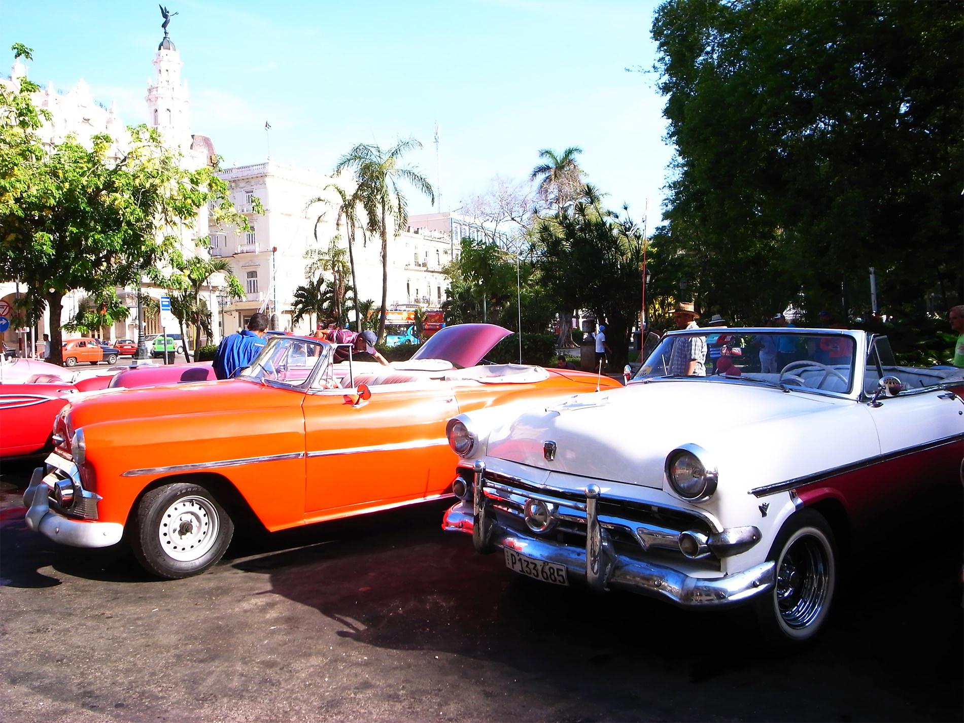 ハバナ観光 / 革命広場 / キューバ / 2016