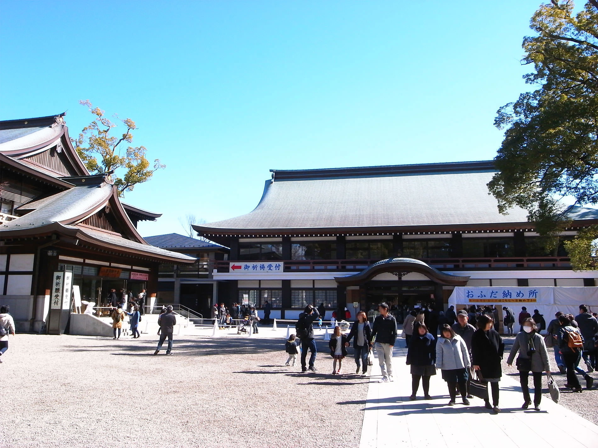 寒川神社 / 2017 | Samukawa shrine in 2017