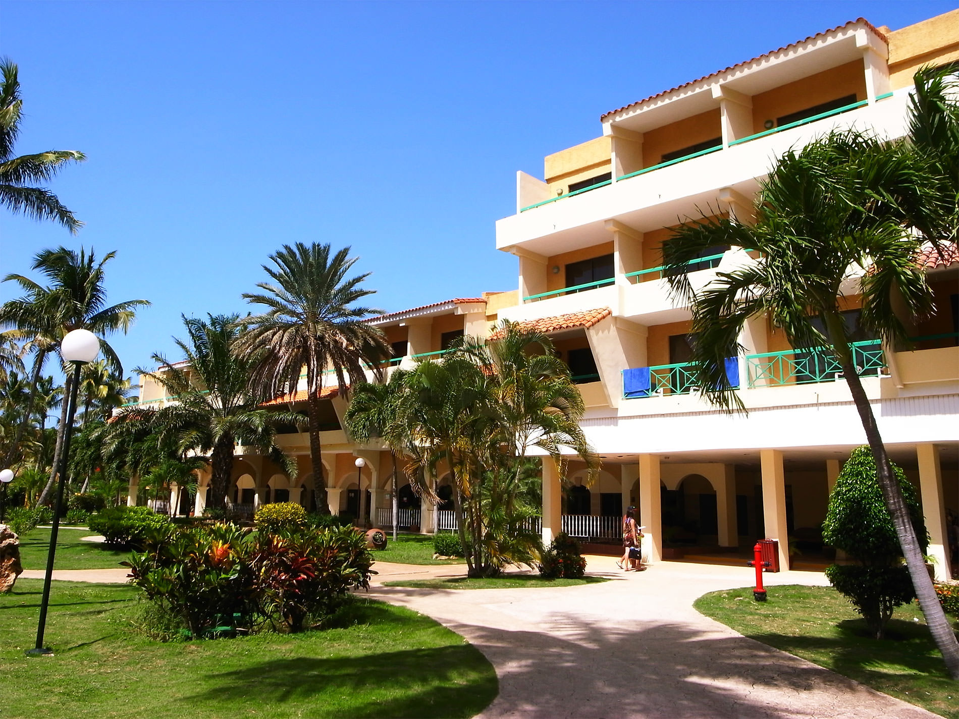 キューバ・バラデロでビーチリゾートとカリブ海と