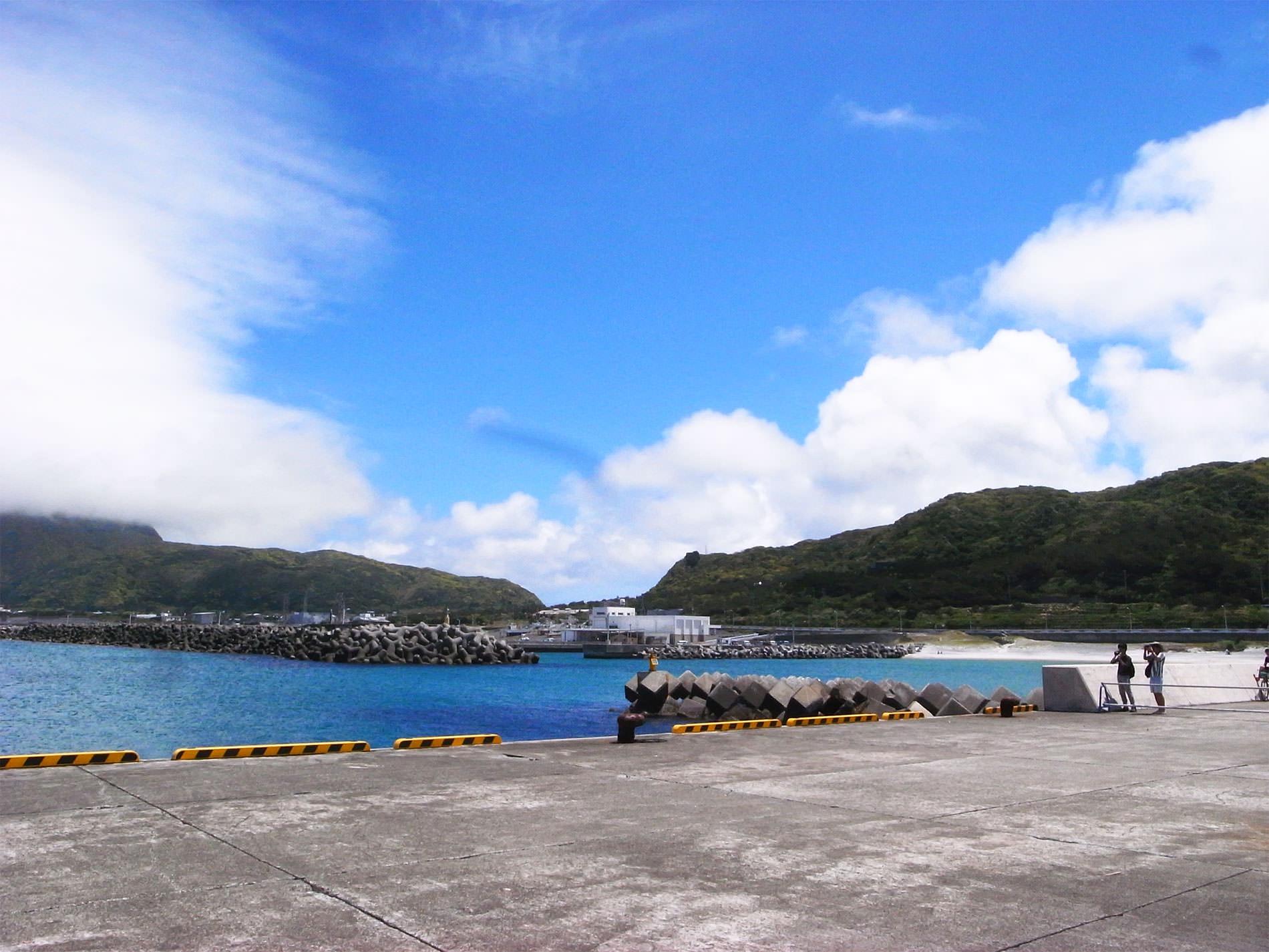 新島キャンプ
