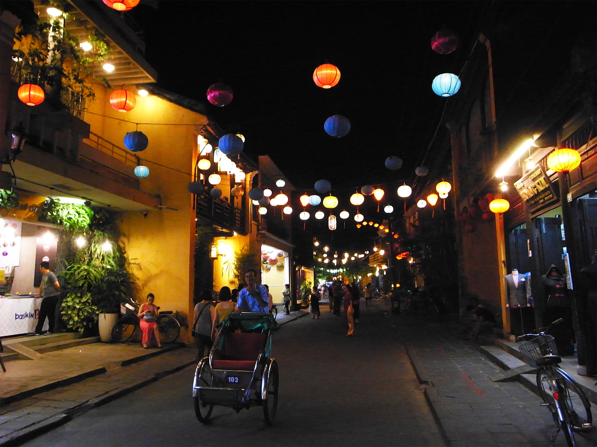 ホイアン / ベトナム旅行_2017