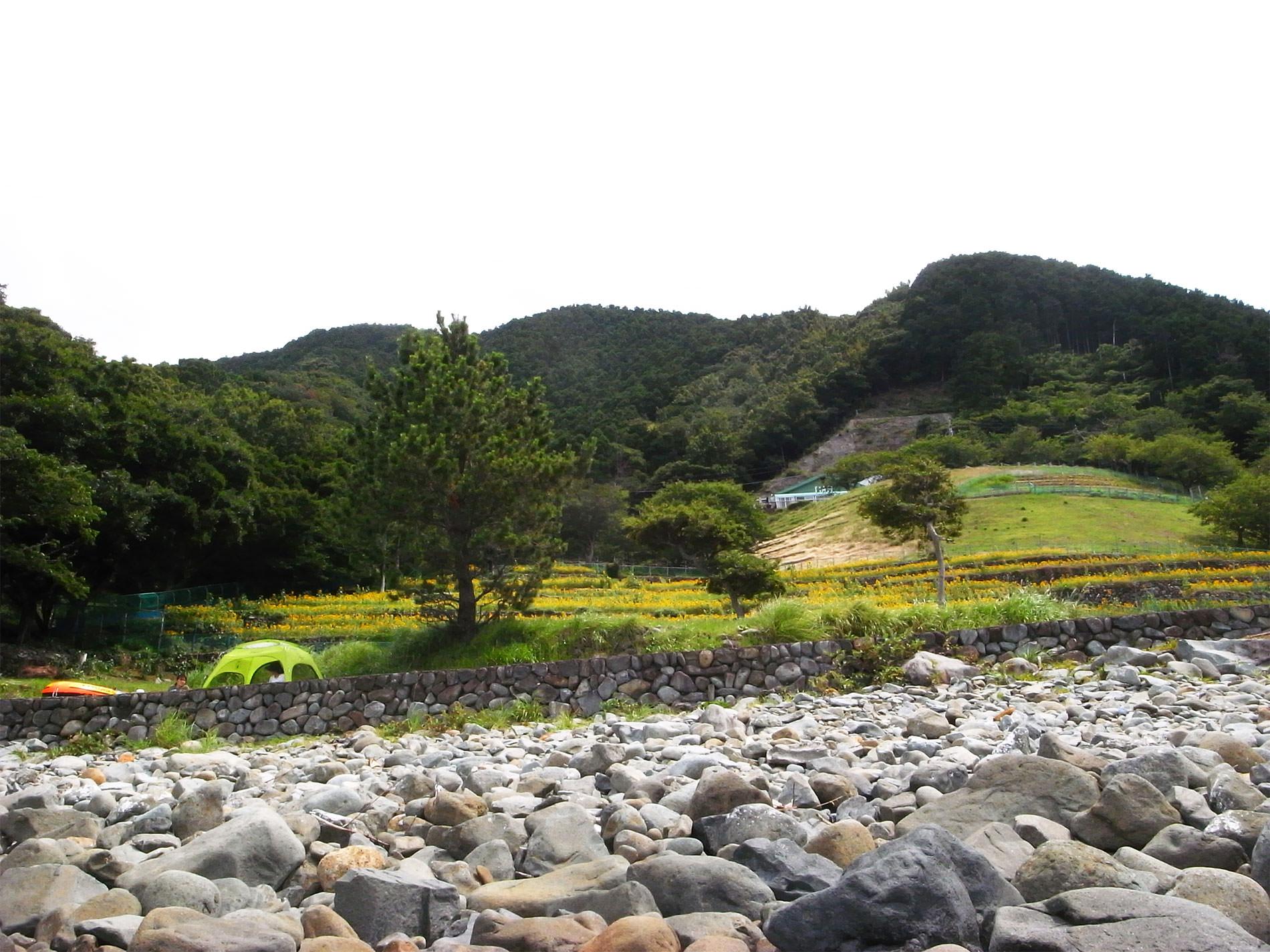 伊豆 堂ヶ島 / 2017
