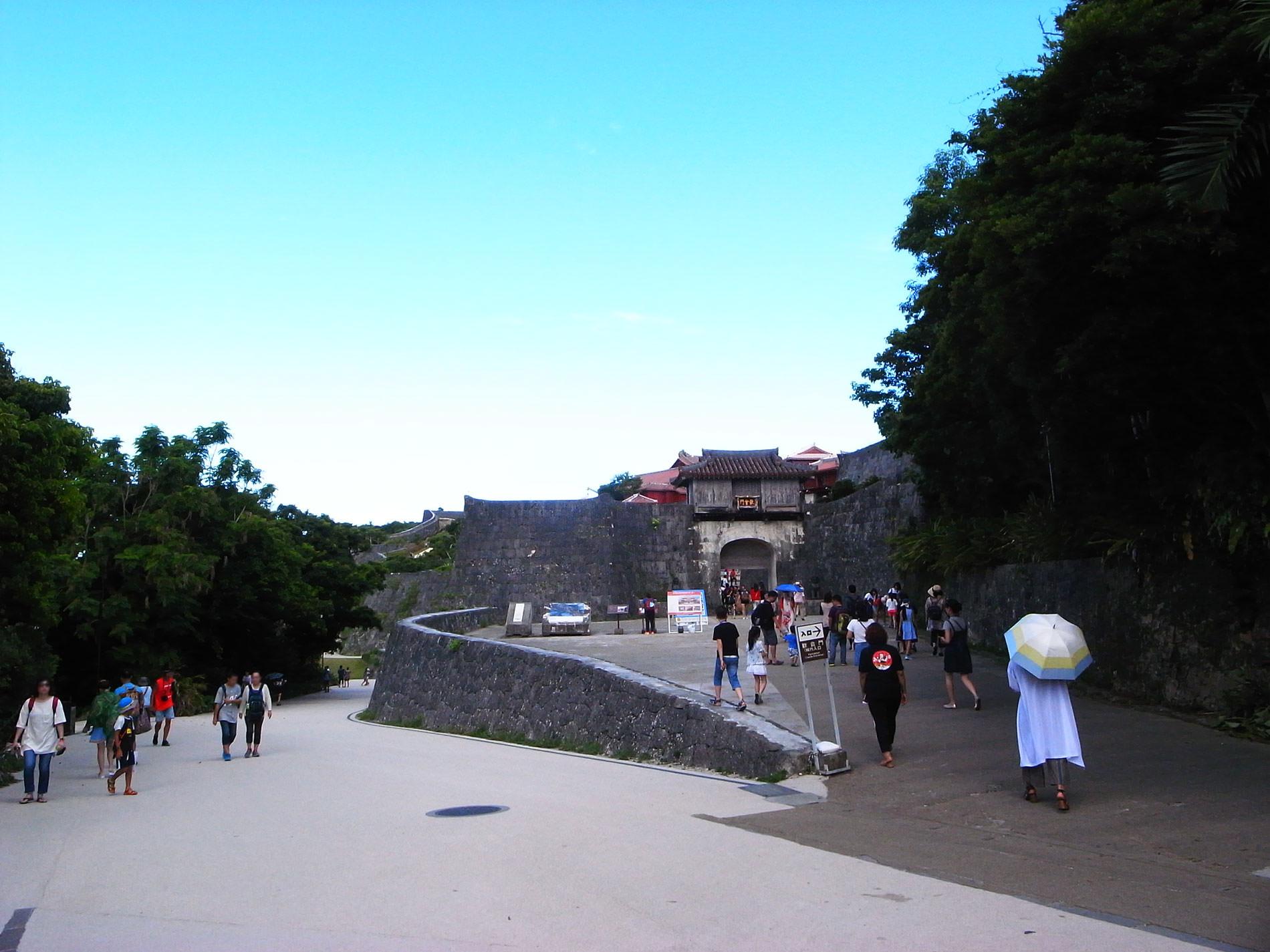 沖縄旅行 / 2017