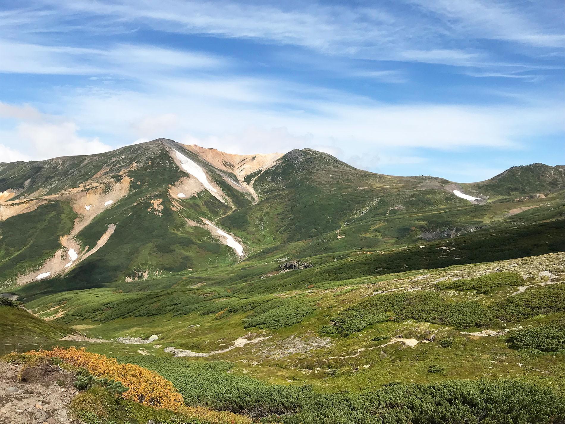 旭岳 登山