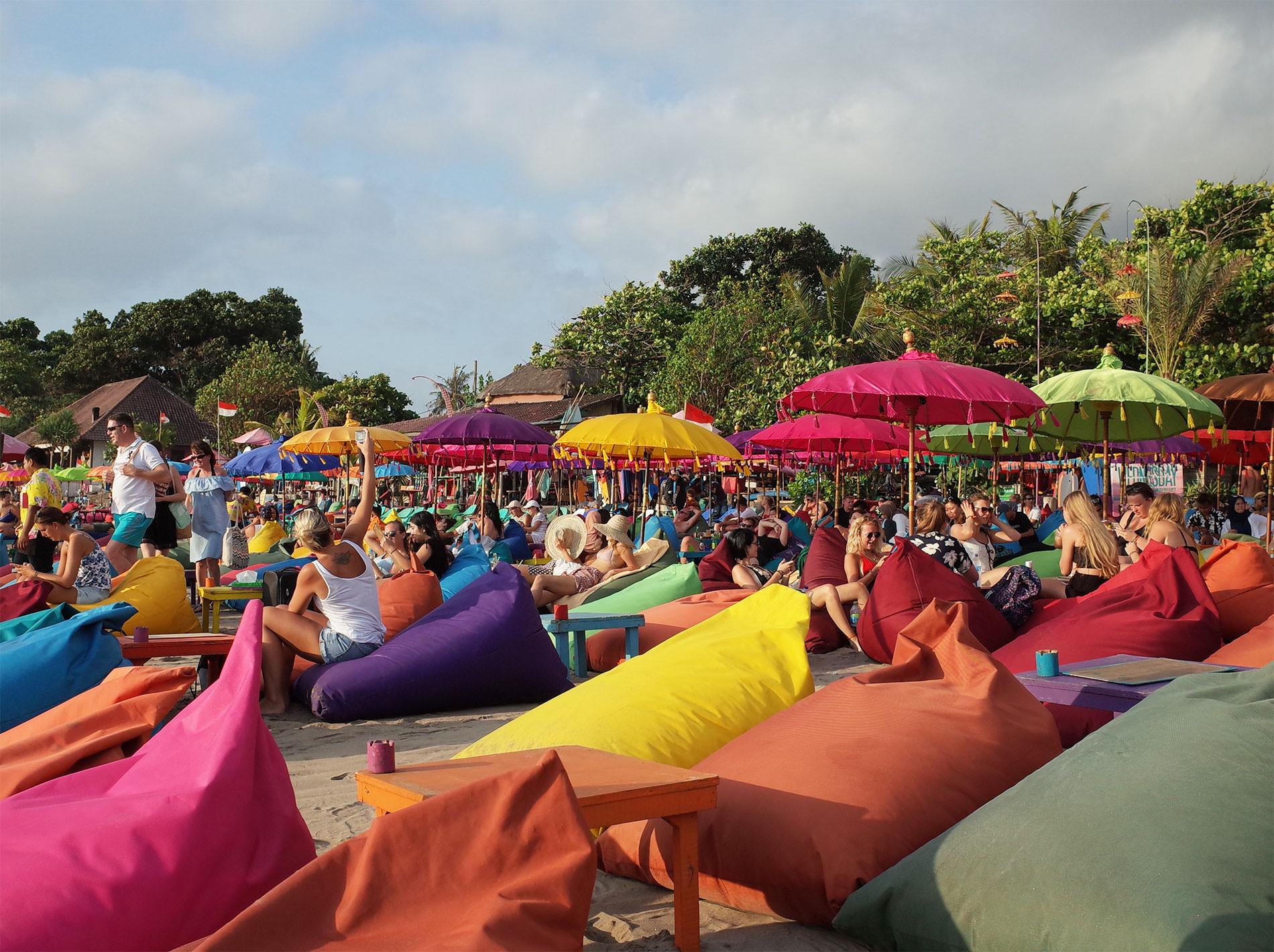 ラプランチャ ビーチバー&レストラン | バリ旅行2018 / La Plancha Beach Bar & Restaurant, bali, seminyak, 2018