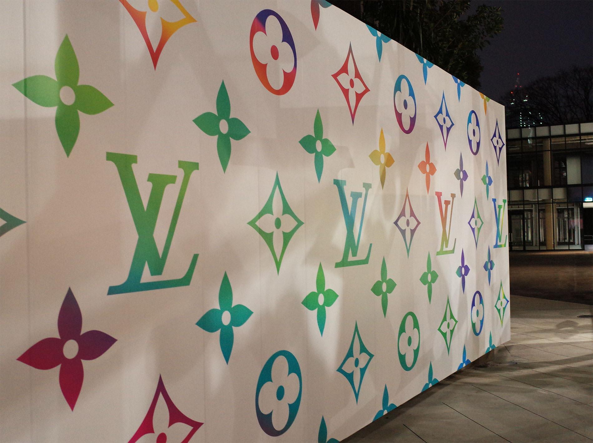 原宿駅前にルイ・ヴィトンのショップ | Louis Vuitton Men's SS19 Pop-Up Store