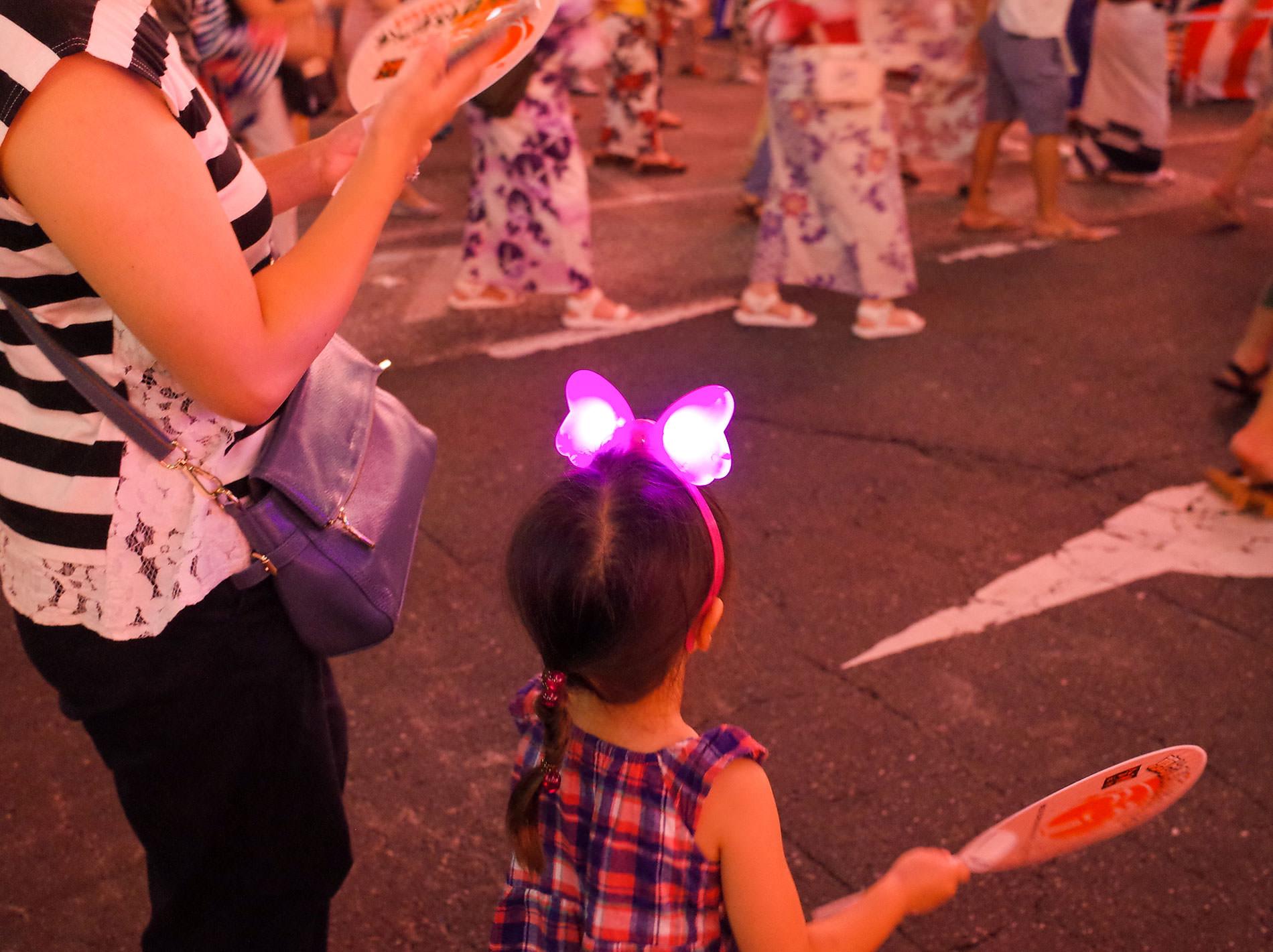 恵比寿駅前盆踊り / 2019