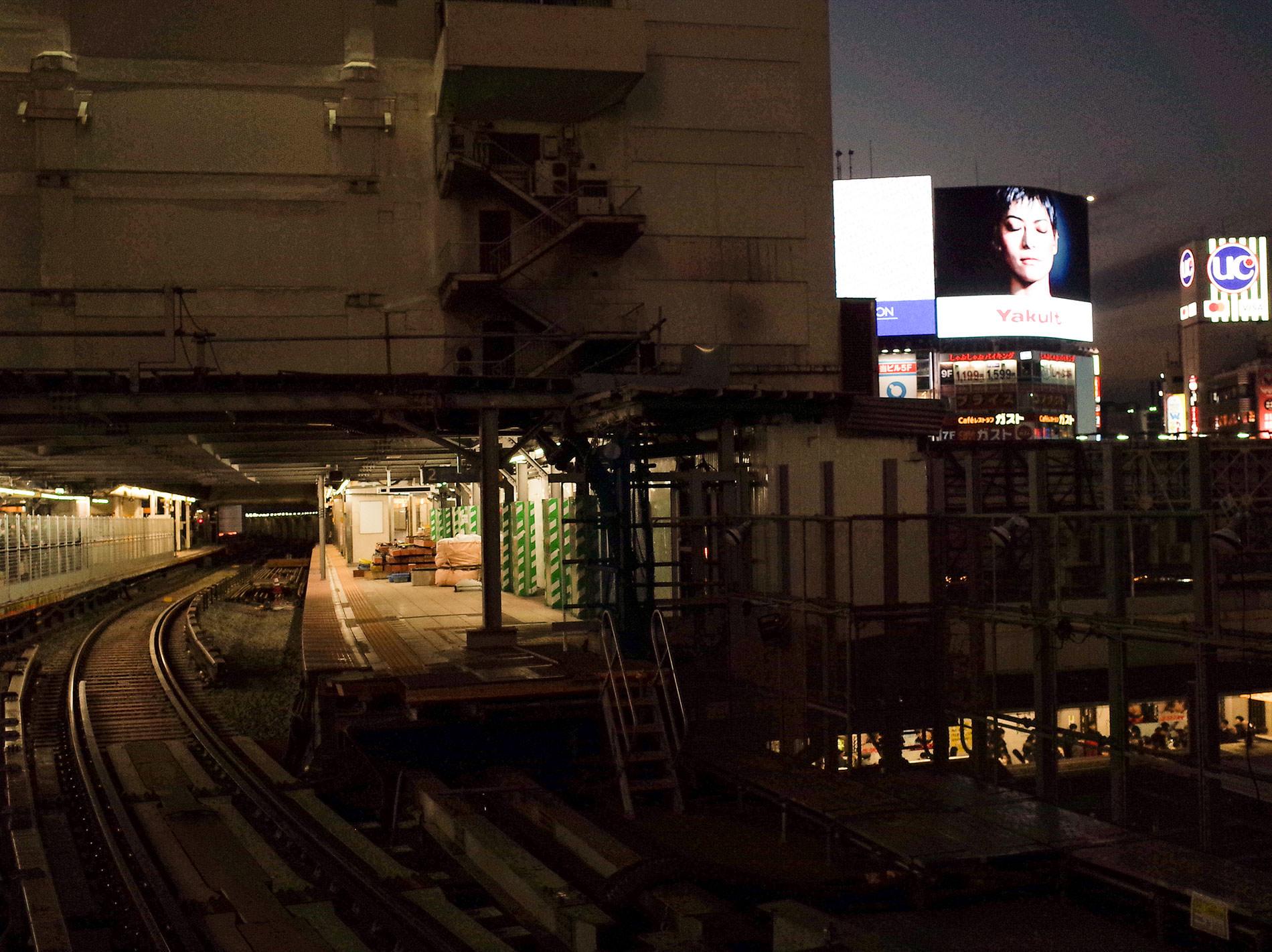 東京メトロ 銀座線 渋谷駅 / ホーム移設 / relocated_tokyo_metro_ginza_line_shibuya_station_2020