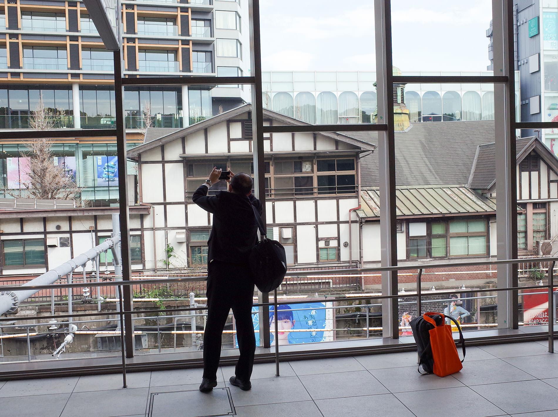 JR原宿駅 新駅舎 / jr_harajyuku_station_new_station_building
