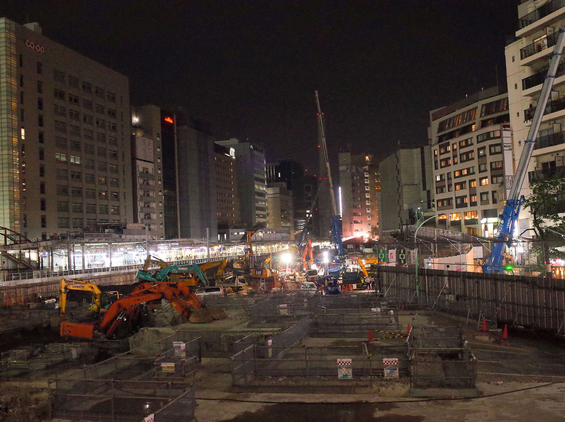 渋谷駅南口 再開発 / Shibuya station South gate Redevelopment 2020