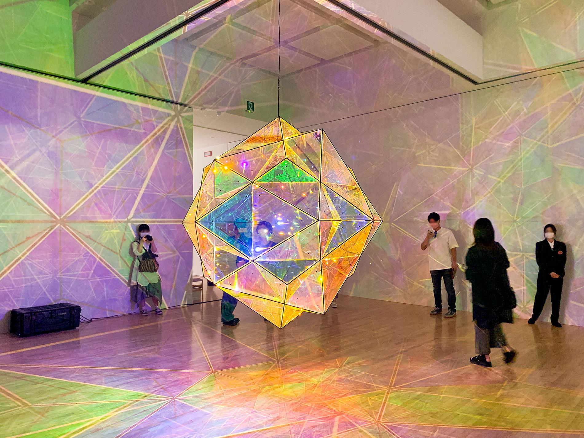 オラファー・エリアソン 「ときに川は橋となる」展  | 太陽の中心への探査 | 東京都現代美術館 / Olafur Eliasson | The exploration of the centre of the sun | MUSEUM OF CONTEMPORARY ART TOKYO 2020
