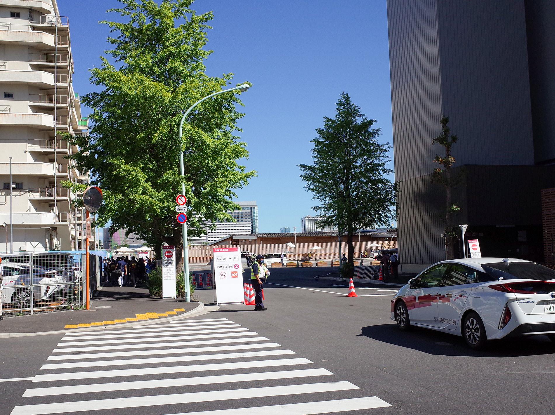 東京2020オリンピック 選手村