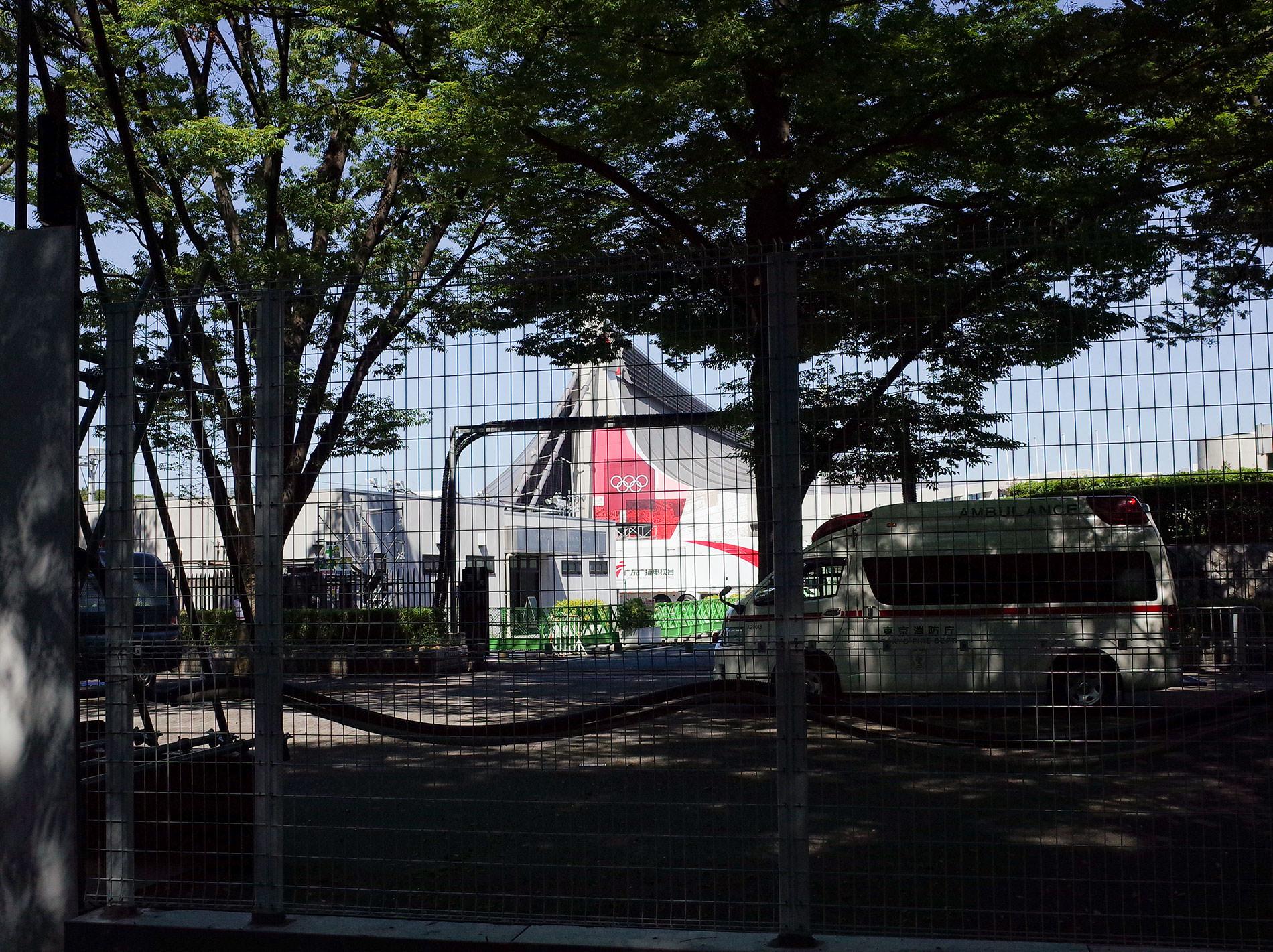 藤本壮介 Cloud pavilion(雲のパビリオン) | パビリオン・トウキョウ2021 | Cloud pavilion in Yoyogi Park | Pavilion Tokyo 2021